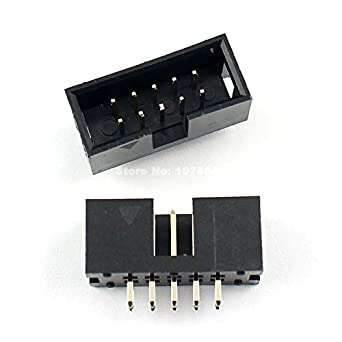 10P STRAIGHT-IDC (M) - Connector - BESOMI ELECTRONICS