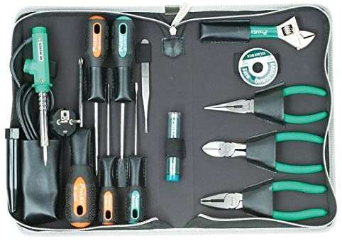 PK-2086B Basic Electrical Tool Kit