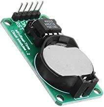 DS1302 Real Time Clock Module With CR2032 Battery Power Down Travel Time