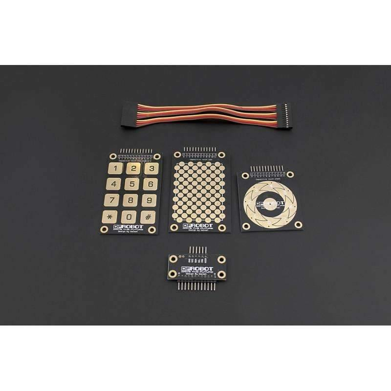 Capacitive Touch Kit For Arduino - BESOMI ELECTRONICS