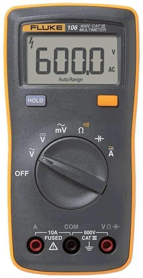 Fluke 106 Handheld Digital Mini Multimeter - BESOMI ELECTRONICS