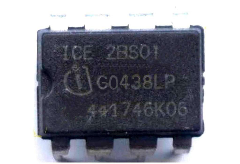 ICE2BS01 Off-Line SMPS Current Mode Controller
