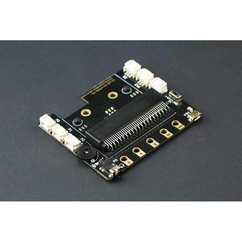 micro:bit Expansion Board for Boson (Gravity Compatible) - BESOMI ELECTRONICS