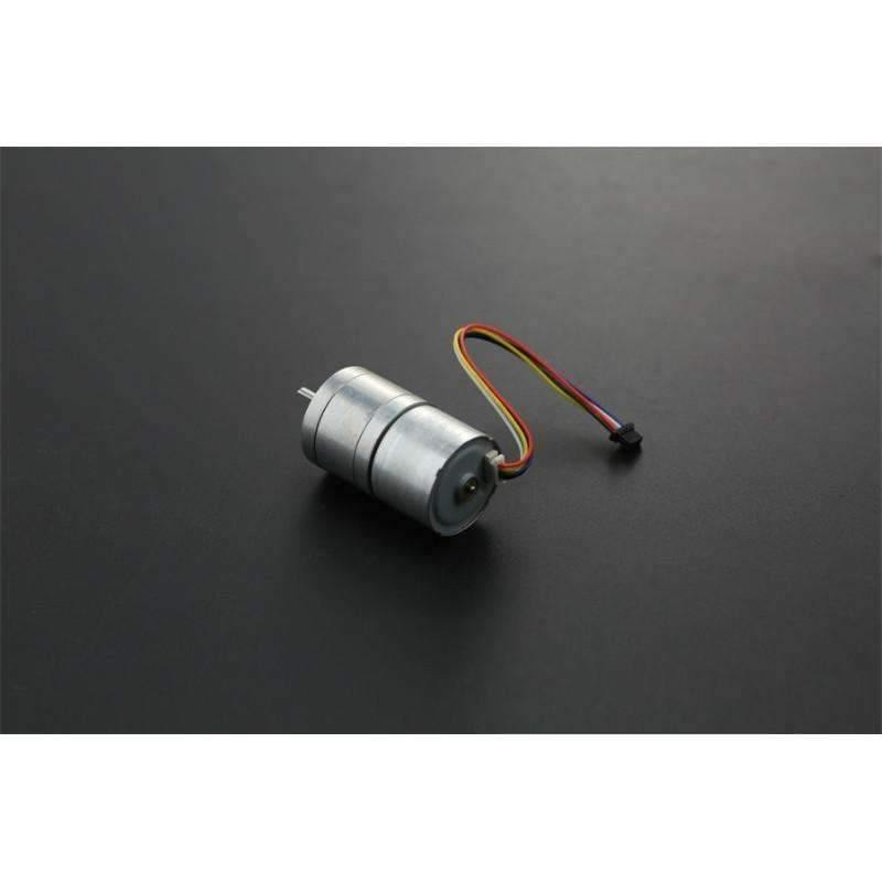 Brushless DC Motor with Encoder 12V 159RPM - BESOMI ELECTRONICS