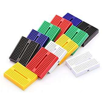 SOLDERLESS BREADBOARD (34X45MM) -01 piece