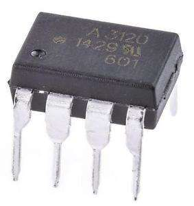 A3120 IGBT/MOSFET Gate Drive Optocoupler
