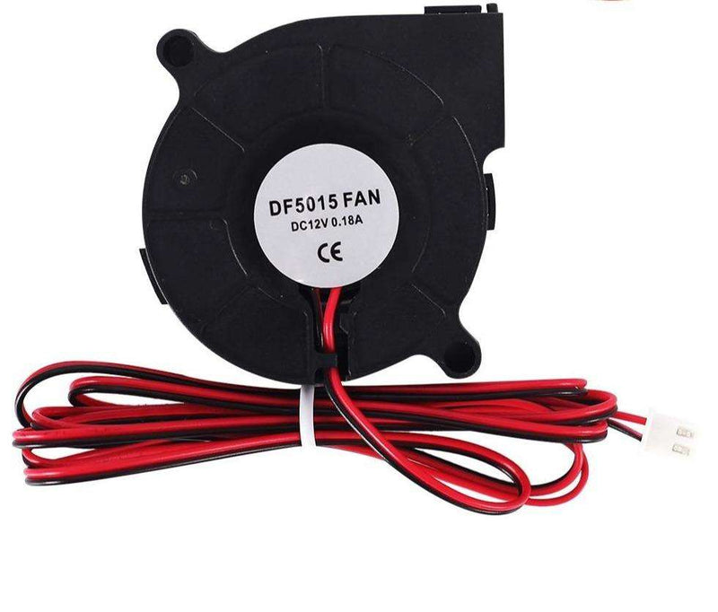 Anet DF5015SM Turbo Blower Radial Cooling Fan - BLACK - BESOMI ELECTRONICS