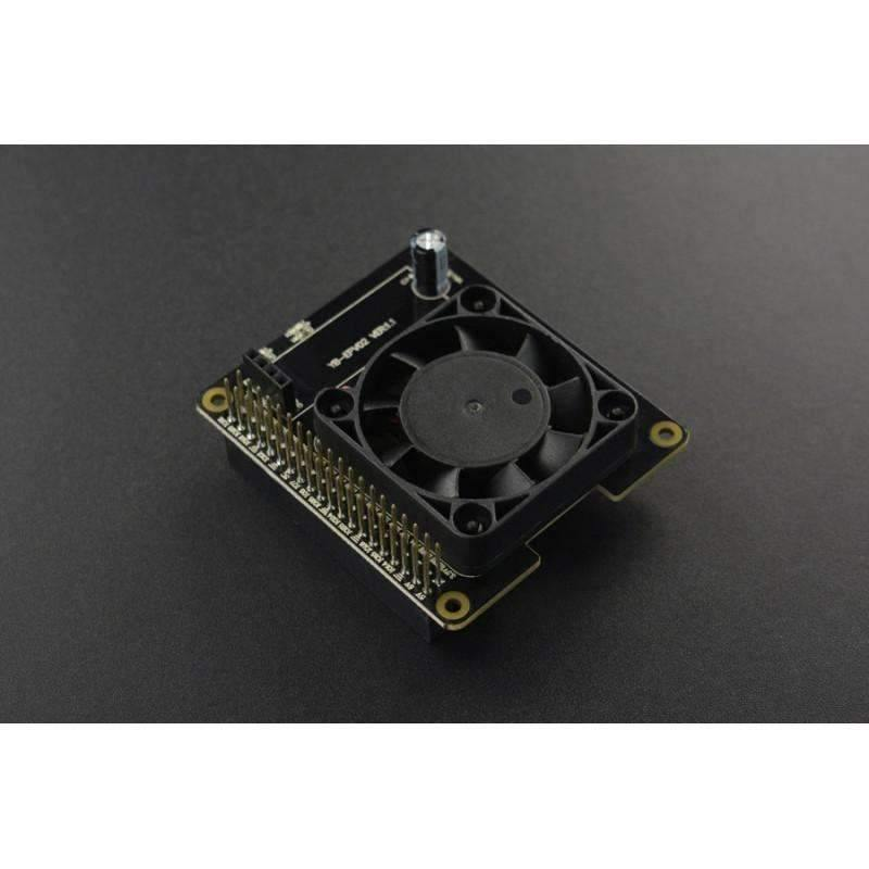 Smart Cooling Hat For Raspberry Pi 4B - BESOMI ELECTRONICS