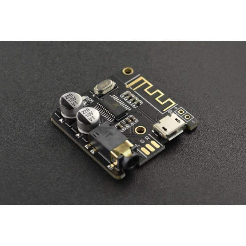 Bluetooth 5.0 Audio Receiver Board - BESOMI ELECTRONICS