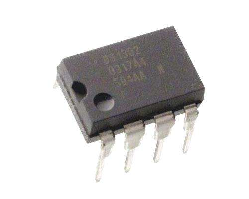 DS1302  Trickle-Charge Timekeeping Chip