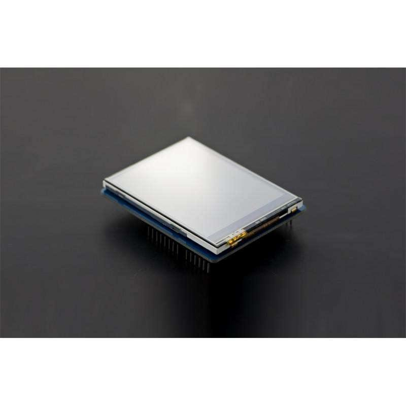 "2.8"" TFT Touch Shield with 4MB Flash for Arduino and mbed - BESOMI ELECTRONICS"