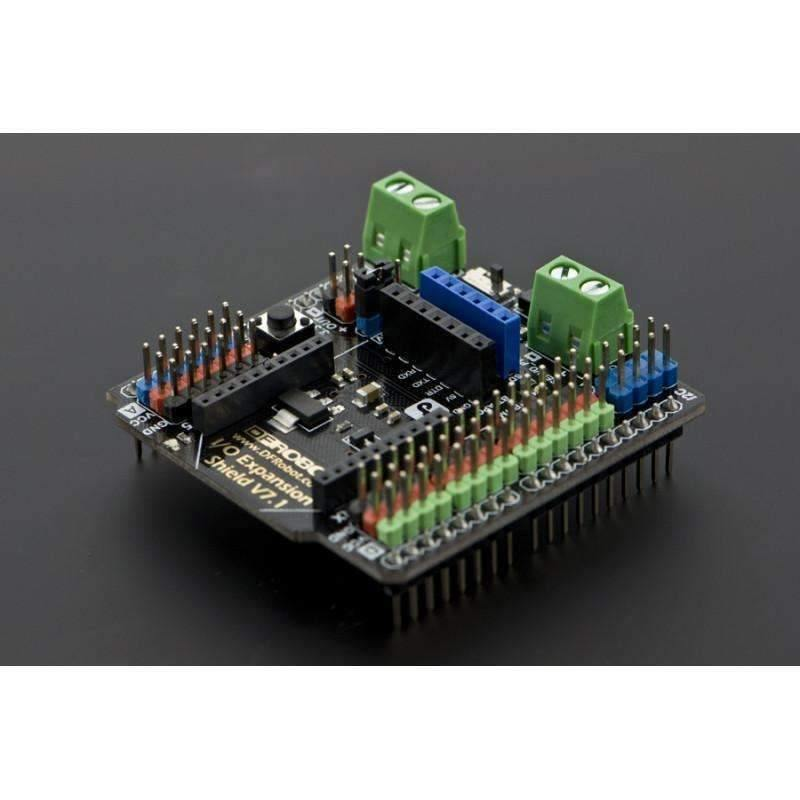 Gravity: IO Expansion Shield for Arduino V7.1 - BESOMI ELECTRONICS
