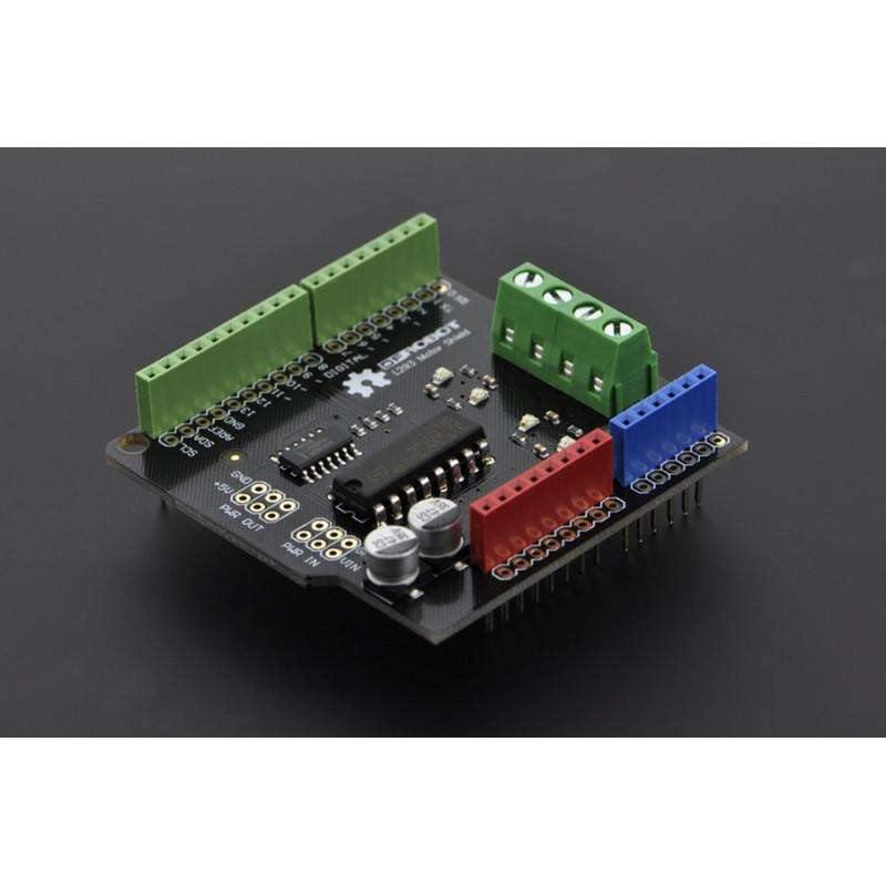 2x1A DC Motor Shield for Arduino - BESOMI ELECTRONICS