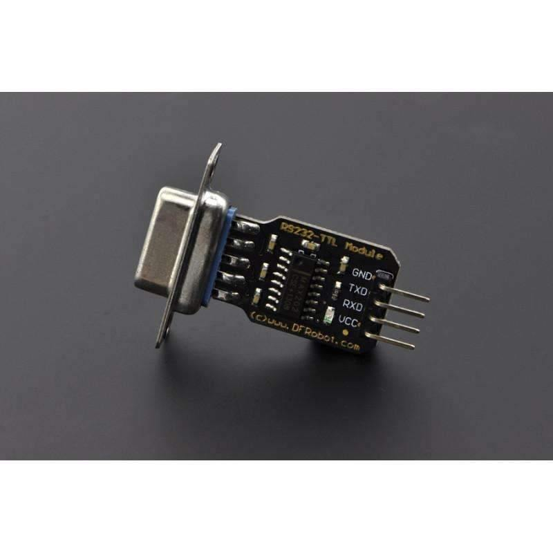 MAX202 RS232 to TTL Converter For Arduino - BESOMI ELECTRONICS