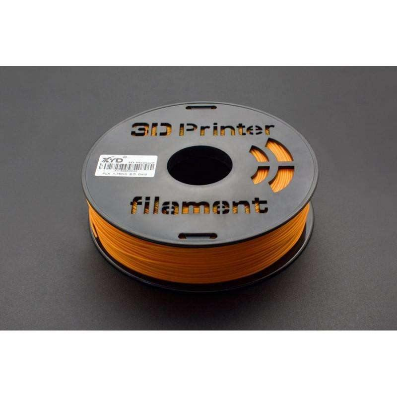 1.75mm-PLA-Gold (1kg) - BESOMI ELECTRONICS