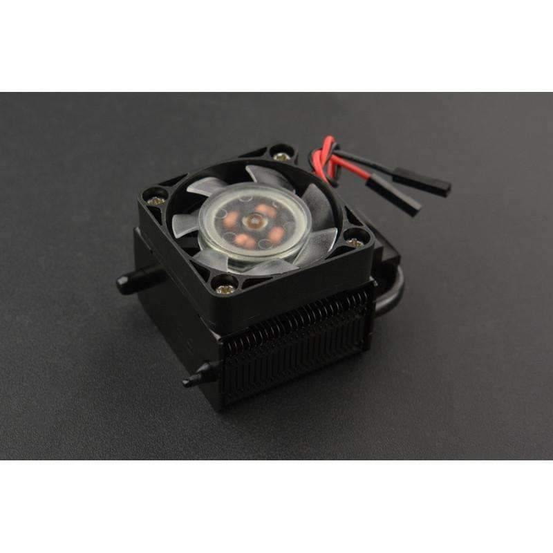 ICE-Tower Cooling Fan for Raspberry Pi - BESOMI ELECTRONICS