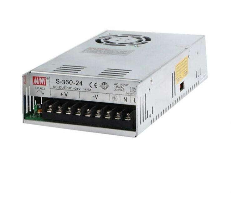 (S-360-24) 24V 15A  Power Supply - BESOMI ELECTRONICS