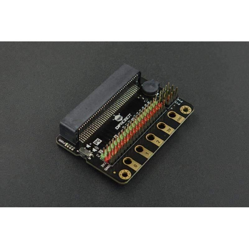 micro:IO Extender- a micro:bit IO Expansion Board with Rich Ports - BESOMI ELECTRONICS