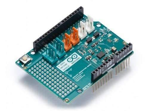 Arduino 9 Axis Motion Shield-A000070 - BESOMI ELECTRONICS
