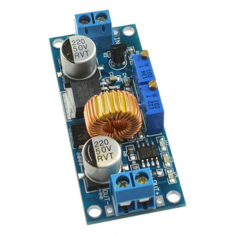 XL4015E1 step-down DC voltage regulator 5A 4-38V LED module driver for lithium charger