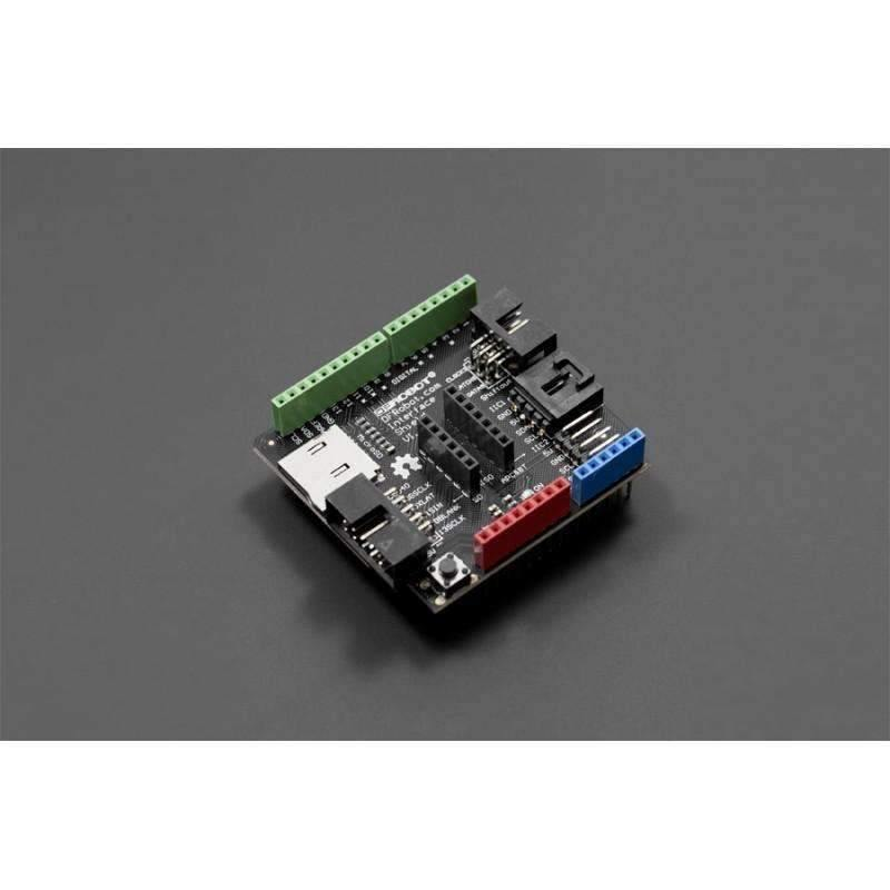 Interface Shield for Arduino - BESOMI ELECTRONICS