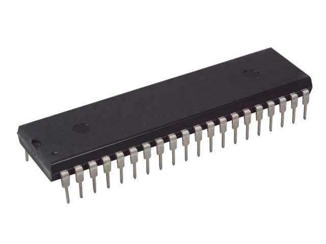 T74L521B1 -  Microcontroller IC 8-Bit 24MHz 8KB (8K x 8) FLASH 40-PDIP