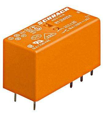 RT214024 24V DC General Purpose Relays