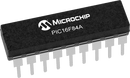 PIC16F84A 18-pin Enhanced FLASH/EEPROM 8-bit Microcontroller