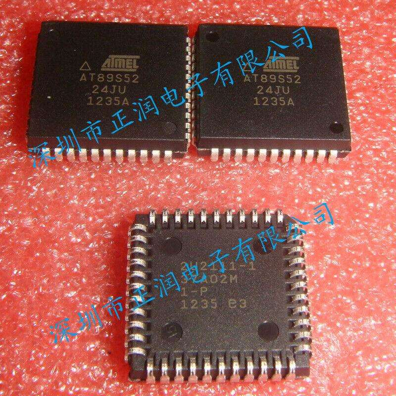 AT89S52-24JU 8-bit Microcontrollers
