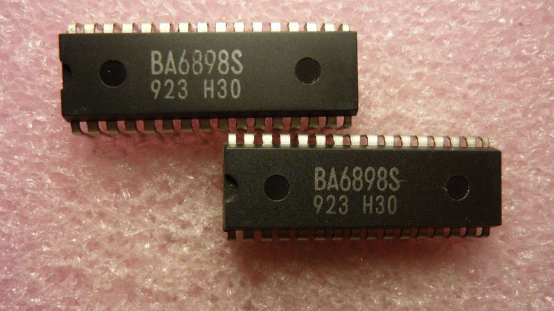 BA6898S 4-channel BTL driver