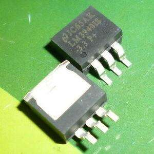 LM3940IS-3.3 Low-Dropout Regulator for 5-V to 3.3-V Conversion