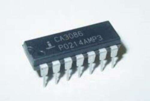 CA3086 Operational Amplifiers