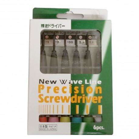 ND-1200 : PRECISION SCREWDRIVERS SET - BESOMI ELECTRONICS