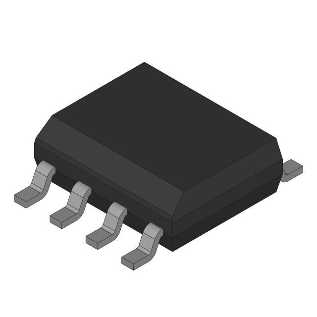 64LC10 Integrated Circuit DIP-8