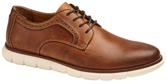 JOHNSTON & MURPHY HOLDEN PLAIN TOE SHOE