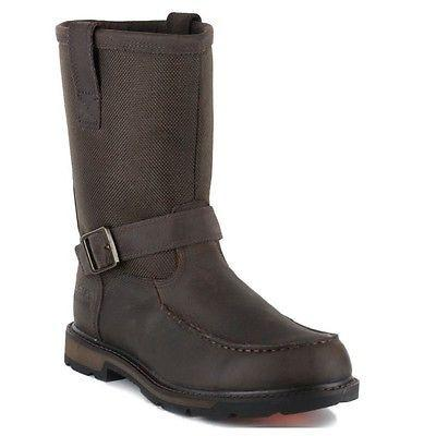 ARIAT GROUNDBREAKER WP-DARK BROWN