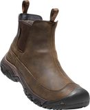 MENS KEEN ANCHORAGE BOOT 3 WP- DARK EARTH