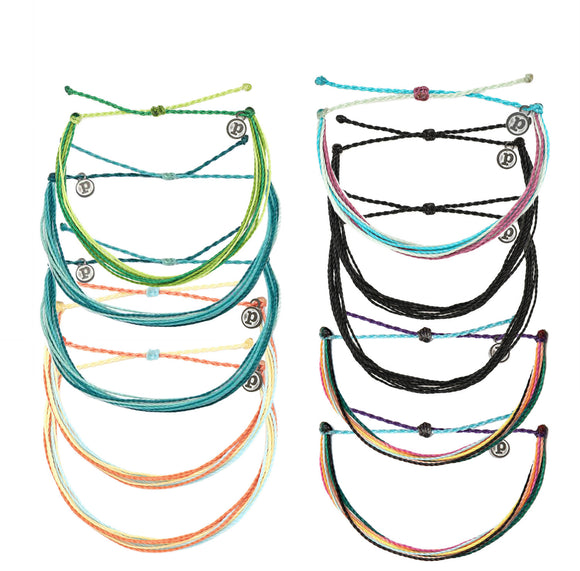 PURA VIDA ORIGINAL ANKLET - ASSORTED