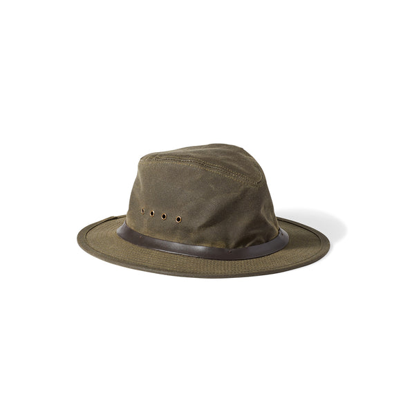 FILSON TIN PACKET HAT - OTTER GREEN