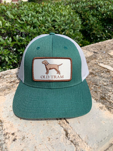 OLD TRAM LOW PRO SIGNATURE TRUCKER HAT