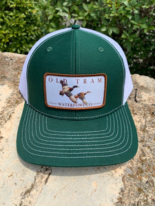 OLD TRAM WATERFOWL TRUCKER HAT