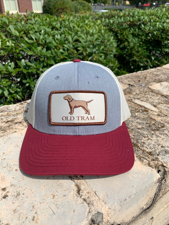 OLD TRAM LOW PROFILE SIGNATURE TRUCKER HAT
