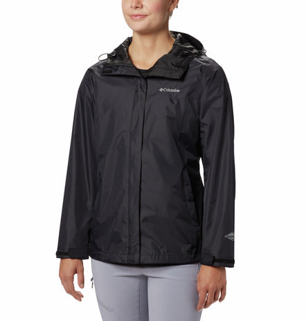COLUMBIA LADIES ARCADIA II RAIN JACKET
