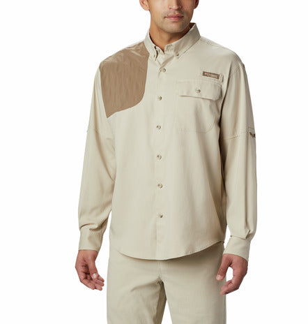 COLUMBIA MENS PHG BLOOD AND GUTS SHOOTING SHIRT