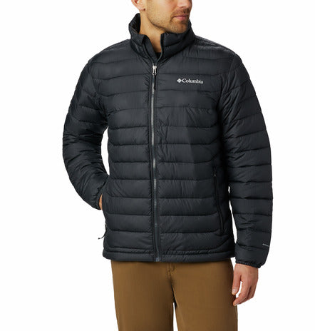 COLUMBIA MENS POWDER LITE INSULATED JACKET