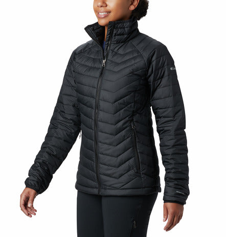 COLUMBIA LADIES POWDER LITE JACKET