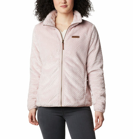 COLUMBIA LADIES FIRE SIDE II SHERPA FULL ZIP FLEECE