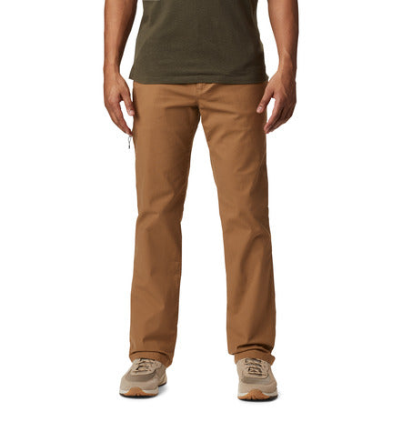 COLUMBIA MENS RUGGED RIDGE OUTDOOR PANT - DELTA