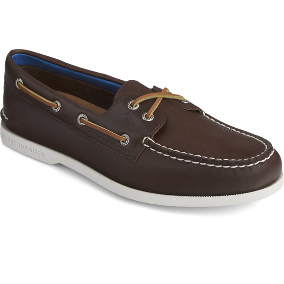 MENS SPERRY AUTHENTIC ORIGINAL PLUSHWAVE BOAT SHOE