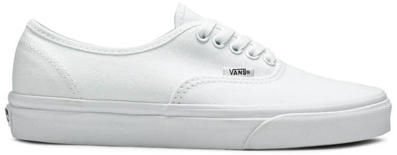VANS AUTHENTIC-TRUE WHITE